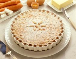 Passover Carrot Cake (Parve)