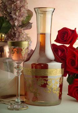 Rosolio (Rose Liqueur)