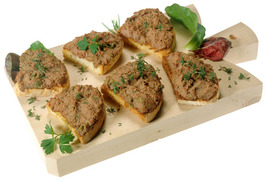 Chopped Liver, Tuscan Style (Meat)