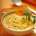 Creamy Carrot Soup with No Cream (Parve)