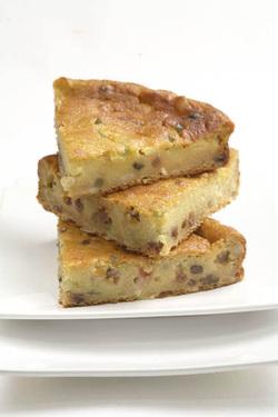 Torta di Polenta (Corn Meal Cake)