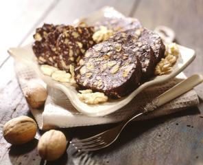 Chocolate Salami - Salame Cioccolato (parve)