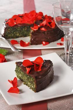 Spinach Almond Torta (Parve, GF, gebrokt-free)