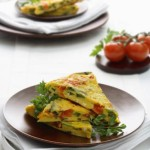 Tri-Color Frittata