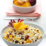 Pumpkin and Radicchio Risotto