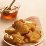 Hanukkah Treats with Sambuca and Honey