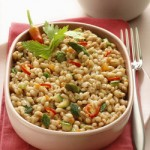 """Orzotto"" with Vegetables – Barley ""Risotto"""
