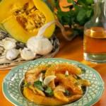 """Zucca Barucca (""""Holy"""" Pumpkin or Butternut Squash)"""
