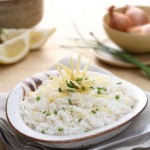 Etrog or Lemon Risotto