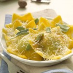 Swiss Chard Ravioli (Dairy or Meat)