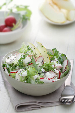 Insalata Tricolore (Three Color Salad)