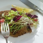 Fried Chicken Cutlets, Italian-Jewish Style – by Jayne Cohen