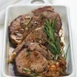 Roman Lamb Roast