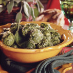 Bread and Spinach Dumplings – Strangolapreti
