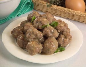 Meatballs, Jewish-Italian Style