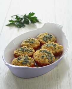 Gratinated Tomatoes