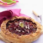 Savory Beet Pie