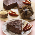 Chestnut and Apple Cake – GF