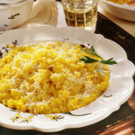 Riso Giallo del Sabato (Yellow Rice for Shabbat)