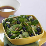 Spinach and Blueberry Salad