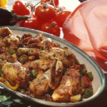 Ezekiel's Olive Chicken