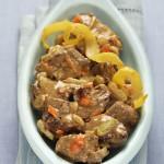 Italian Lamb Fricassee
