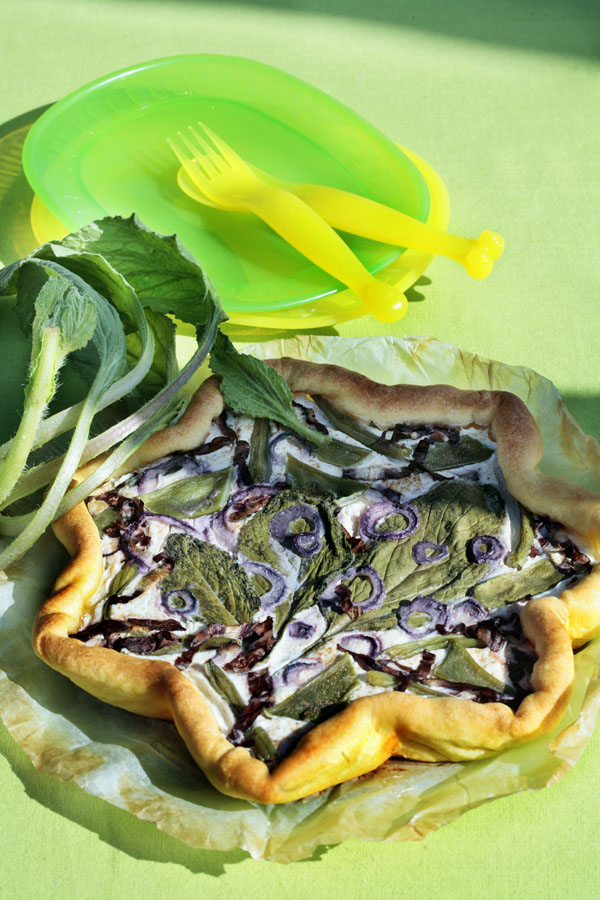 Spring Fling Pizza by DinnerInvenice 2