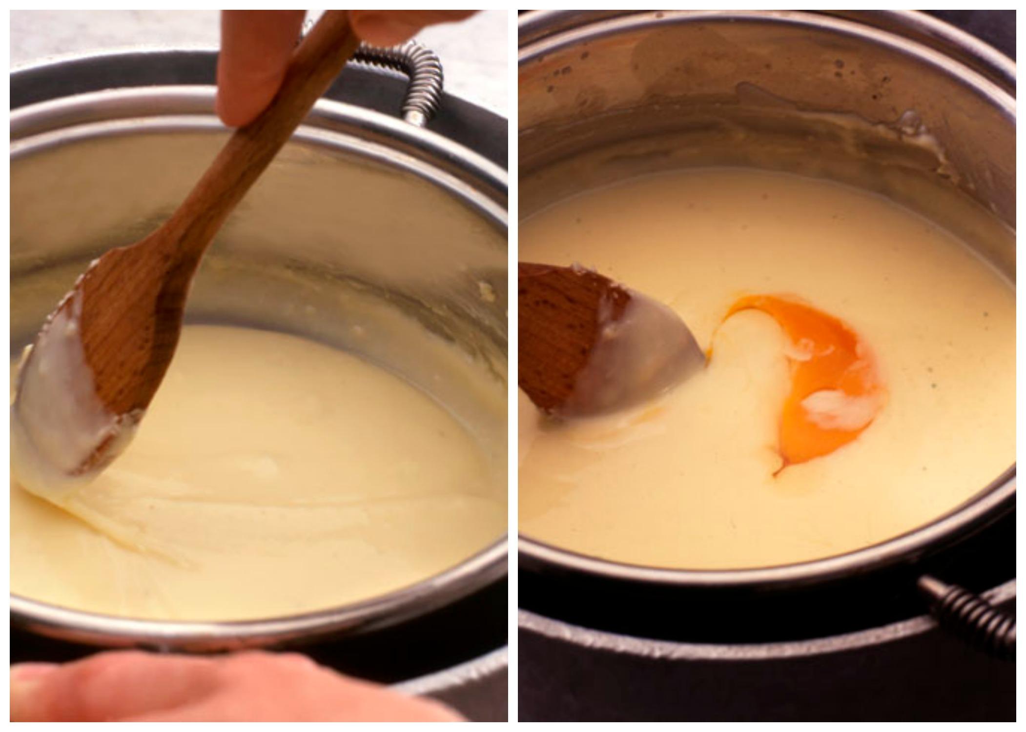 Fondue Step 3-4 by Dinnerinvenice.com